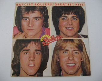 Bay City Rollers - Greatest Hits - 1977