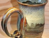 Handmade Ceramic Mug for Coffee or Tea