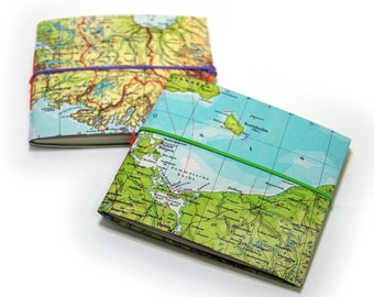 """2 Travel Journals """"Travelling in Europe"""" (set 4)"""
