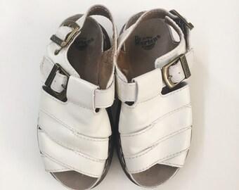 VTG 90's Doc Marten Sandals