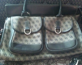 Donney and Bourke Purse and Make up Bag