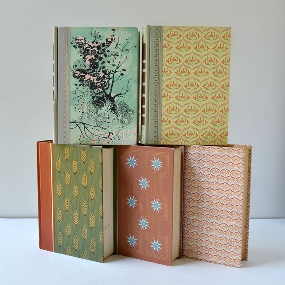 Reader's Digest Condensed Books Set Of 10 1960's