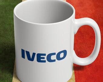 Iveco mug for italian cars fans