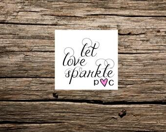Sparkler Tag, Wedding Sparkler Tags 50 pieces, Let Love Sparkle Favor Tags, Wedding Favors Let Love Sparkle, Wedding Favors