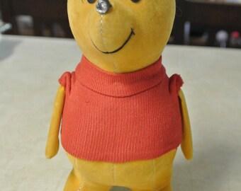 Winnie the Pooh vintage toy 1960