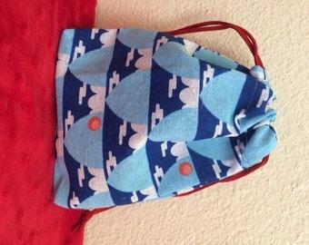 Mount Fuji Japanese Bag