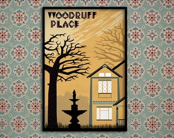 Woodruff Place Poster