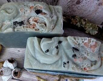 The Back Verandah - Handmade Cold Process Artisan Soap Natural
