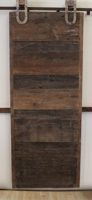 reclaimed barn wood door 100y o solid wood by barnwooddesignsny