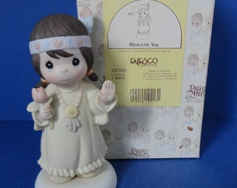1992 Bless -Um You Enesco Precious Moments Figurine