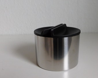 Stelton Erik Magnussen stainless steel sugar bowl