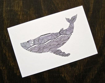Whale Zen-Animal