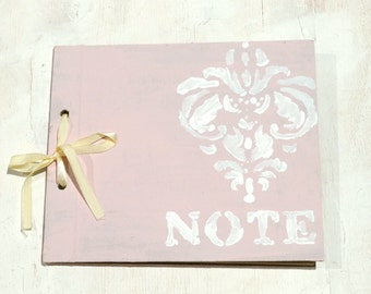 PINKNOTE Decorative Notebook