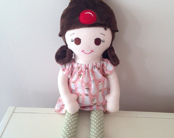Not just for Christmas dress up doll