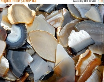 10% Xmas in July Agate Slice Polished Agate Slabs by Pound Geode Agate Slices - Geode Slices -Wire Wrapping Jewelry Supply   (RK7B15)