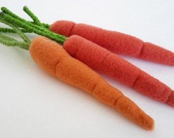 Fleece Carrots