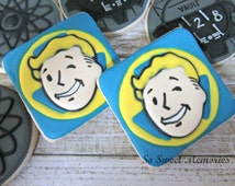 12 - Fallout Sugar Cookies