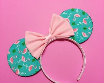 Palm Springs Flamingo Ears