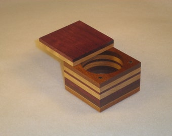 Fetching Purple Heart Magnet-Top Box