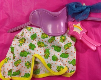My Little Pony vintage accessories