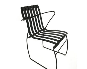 Modern & Rare Patio Chairs, three available