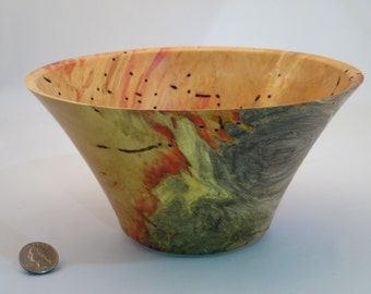 Box Elder bowl.   Bowl # 3086