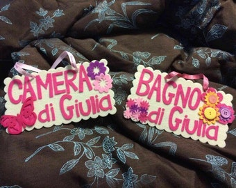 Tags for rooms