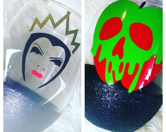 Evil Queen/ Poison Apple Set