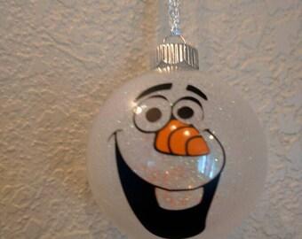 Olaf ornament   Etsy