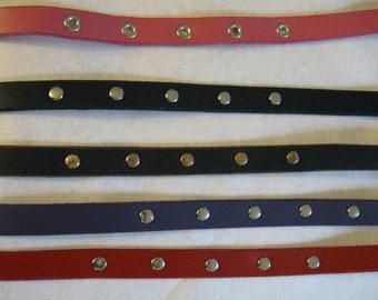 Studded Leather Choker/Collar