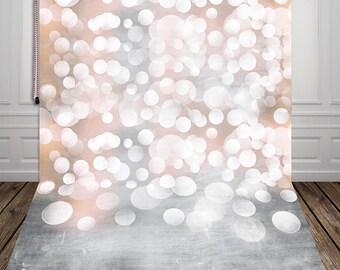 Glitter bokeh photography Backdrop,Sparkle Photography vinyl background Newborn photo prop XT-2528