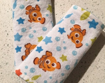 Finding Nemo Infant Car Seat Strap Covers