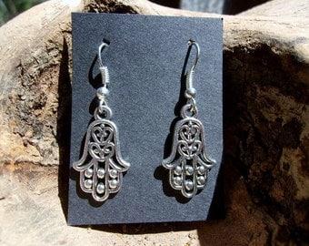 Hamsa Hands Earrings