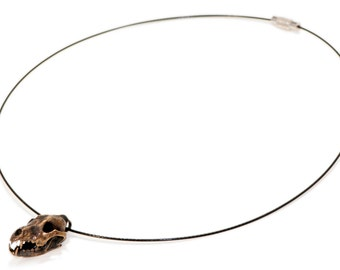 Choker style necklace - Add on for any of our skull pendants