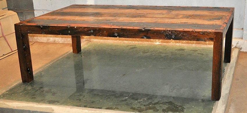 Rustic Bali Boat Wood Table Reclaimed Wood Dining Table : ilfullxfull974238678h0hj from www.etsy.com size 850 x 390 jpeg 93kB