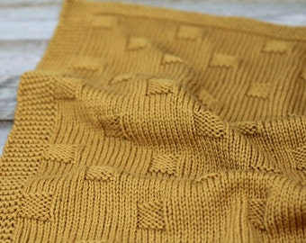 KNITTING PATTERN, Knit Baby Blanket Pattern, Baby Blanket Pattern, Knit Blanket Pattern, Baby Blanket, Knit Baby Blanket, Knitting, Afghan