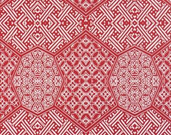 Geometric Honeycomb Mandala Wallpaper R1889