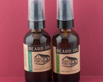 Choice of Beard Oil - 2 oz