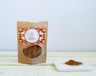 Southwest Taco and Fajita - 100% Organic Spice Blend