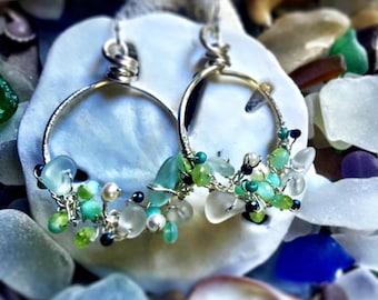 Mermaid Nest Earrings