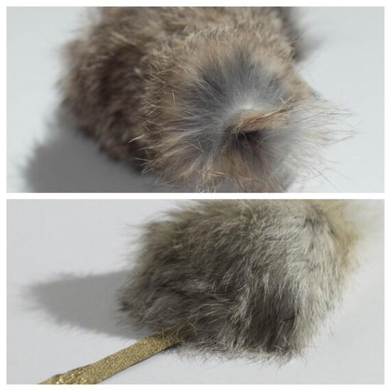 how to prepare rabbit fur