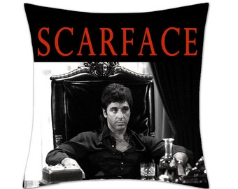 Scarface Movie Pillow Cover (C061)