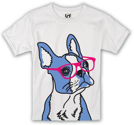 Boston terrier mens t shirt version 2 sb727 for Boston rescue 2 t shirt