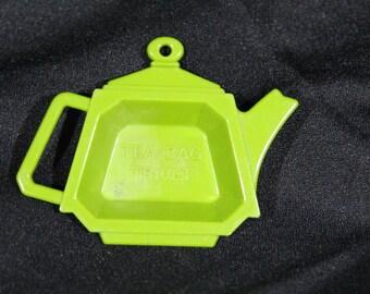 Vintage 1970's Tea Bag Holder