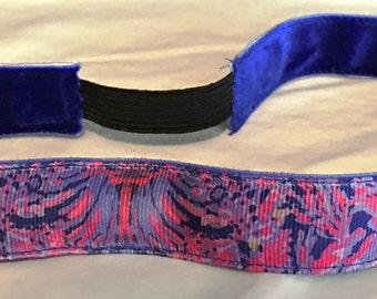 Lilly Pulitzer inspired no-slip headband