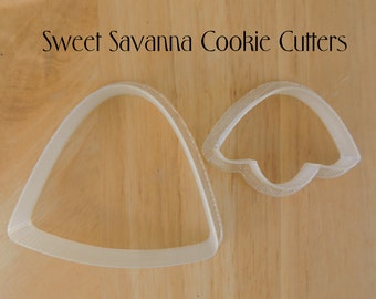 Pudding Cookie Cutter - Christmas Pudding, Volcano Cookie Cutter, Mountain Cookie Cutter