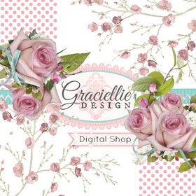 DISCOUNT CODE - Graciellie Design Store at Etsy