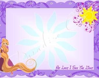 Disney Princess Autograph Pages DIGITAL DOWNLOAD
