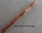 14 inch bamboo copper jewelry wire