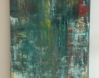 Abstract Painting Original Art Piece